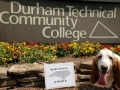 Russell loves community colleges!